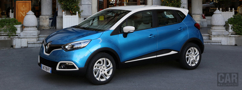 Cars wallpapers Renault Captur - 2013 - Car wallpapers