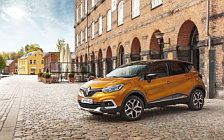Cars wallpapers Renault Captur - 2017