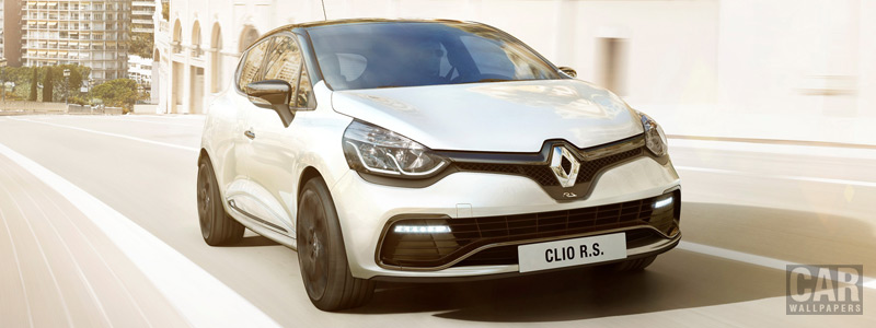 Cars wallpapers Renault Clio R.S. 200 Monaco GP - 2014 - Car wallpapers