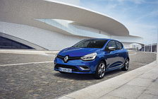Cars wallpapers Renault Clio GT Line - 2016