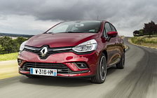 Cars wallpapers Renault Clio - 2016