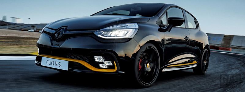 Cars wallpapers Renault Clio R.S. 18 - 2018 - Car wallpapers