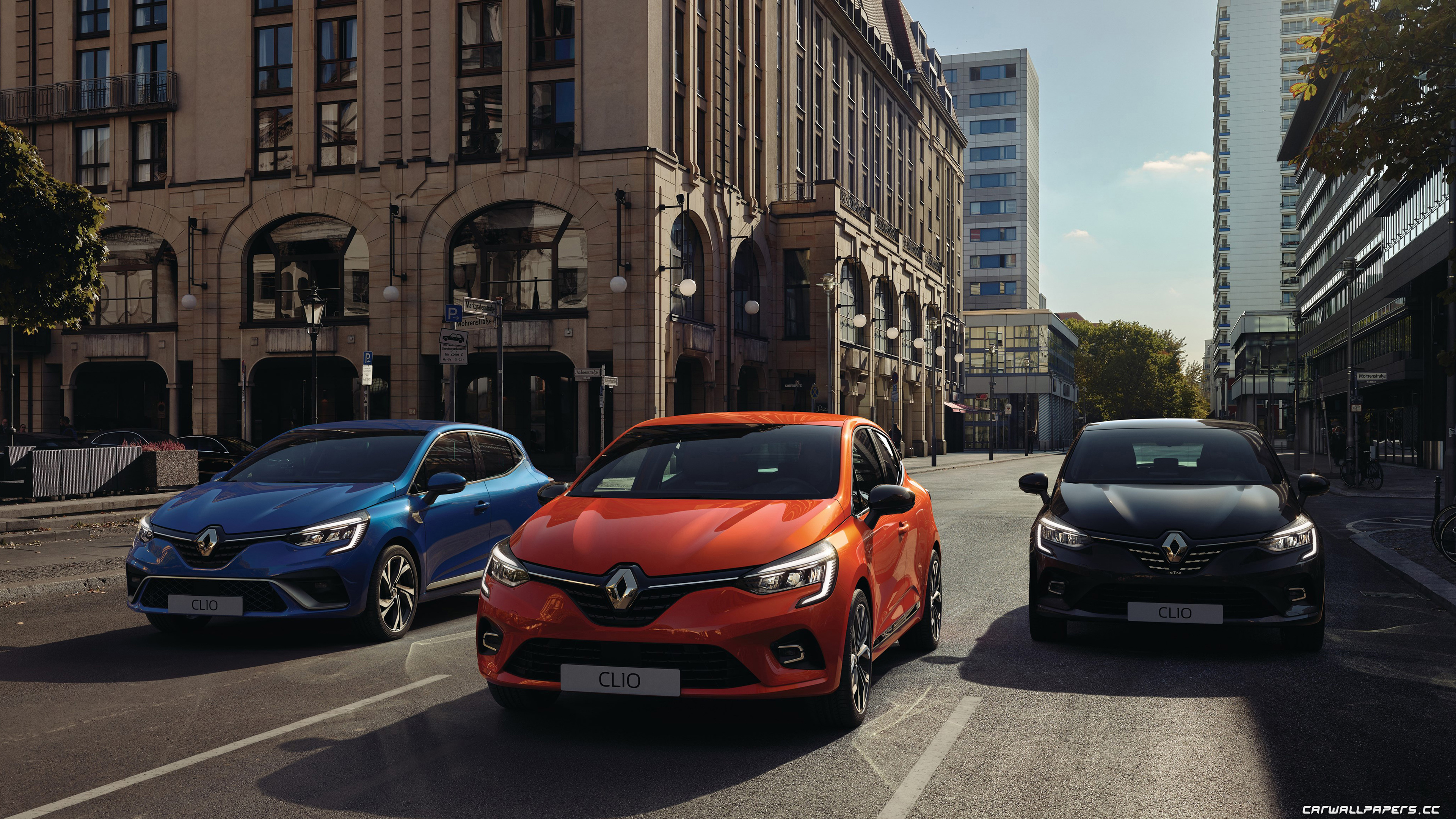 Cars Desktop Wallpapers Renault Clio 2019 Page 3
