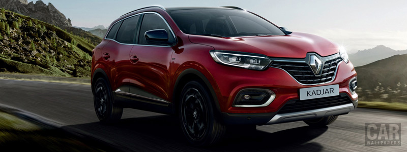 Cars wallpapers Renault Kadjar Black Edition - 2018 - Car wallpapers
