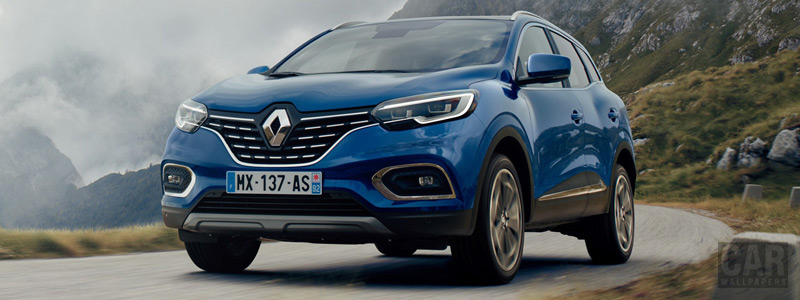 Cars wallpapers Renault Kadjar - 2018 - Car wallpapers