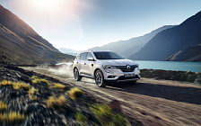 Cars wallpapers Renault Koleos - 2016