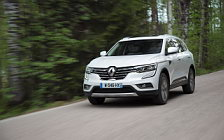 Cars wallpapers Renault Koleos Initiale Paris - 2017