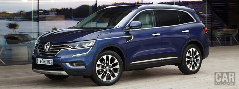 Cars wallpapers Renault Koleos - 2017 - Car wallpapers