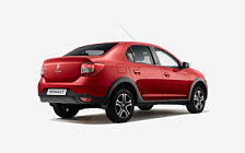 Cars wallpapers Renault Logan Stepway City - 2018