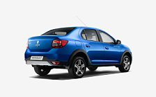 Cars wallpapers Renault Logan Stepway - 2018