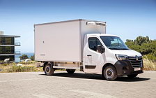 Cars desktop wallpapers Renault Master Cab Chassis - 2019