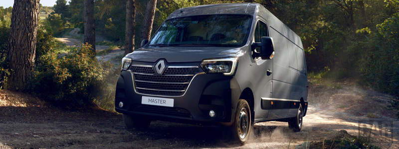 Cars desktop wallpapers Renault Master X-Track L3H2 Van - 2019 - Car wallpapers