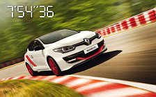 Cars wallpapers Renault Megane R.S. 275 Trophy-R - 2014