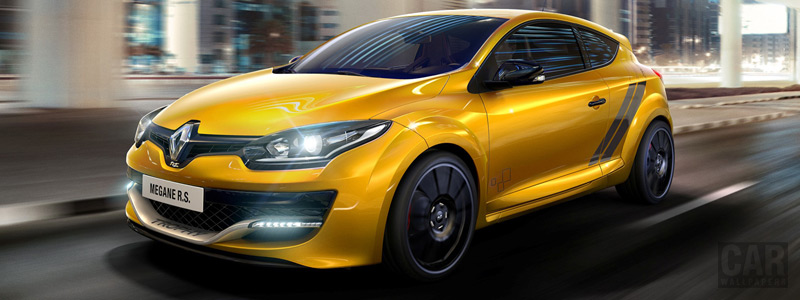 Cars wallpapers Renault Megane R.S. 275 Trophy - 2014 - Car wallpapers