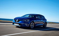 Cars wallpapers Renault Megane GT - 2015