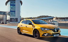 Cars wallpapers Renault Megane R.S. Cup chassis - 2018