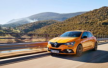 Cars wallpapers Renault Megane R.S. Sport chassis - 2018