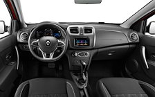 Cars wallpapers Renault Sandero Stepway City - 2018
