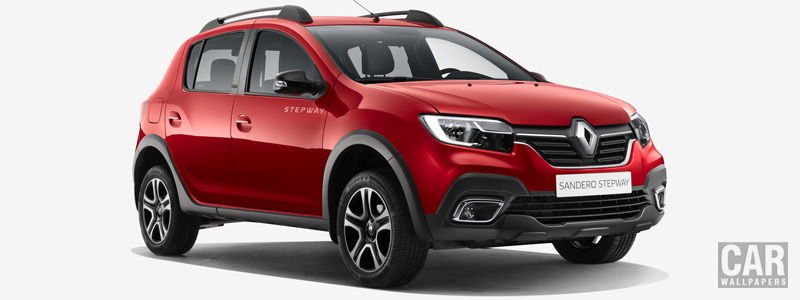 Cars wallpapers Renault Sandero Stepway City - 2018 - Car wallpapers