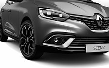 Cars desktop wallpapers Renault Scenic Black Edition - 2019