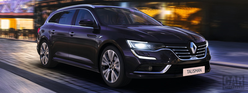 Cars wallpapers Renault-Talisman-Estate-Initiale-Paris-2016 - Car wallpapers