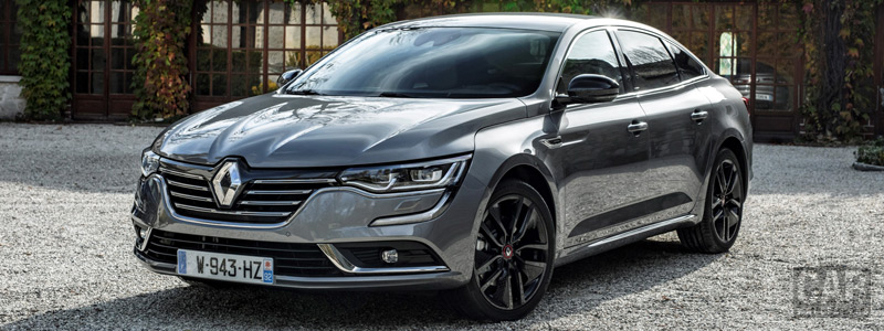 Cars wallpapers Renault Talisman S-Edition - 2018 - Car wallpapers