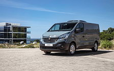 Cars desktop wallpapers Renault Trafic Refrigerated Van - 2019
