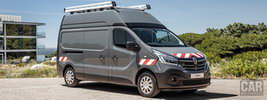 Renault Trafic Workshop Van - 2019