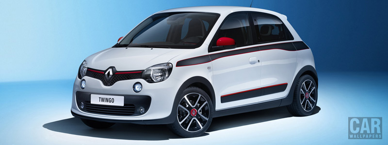 Cars wallpapers Renault Twingo - 2014 - Car wallpapers