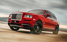 Cars wallpapers Rolls-Royce Cullinan - 2018