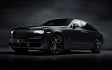 Cars wallpapers Rolls-Royce Ghost Black Badge - 2019