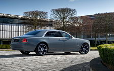Cars wallpapers Rolls-Royce Ghost EWB Shanghai Motor Show - 2019