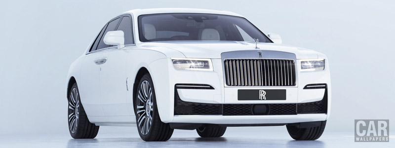 Cars wallpapers Rolls-Royce Ghost UK-spec - 2020 - Car wallpapers