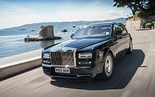 Cars wallpapers Rolls-Royce Phantom Extended Wheelbase - 2012