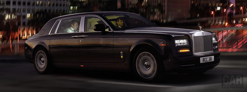 Cars wallpapers Rolls-Royce Phantom Extended Wheelbase - 2012 - Car wallpapers