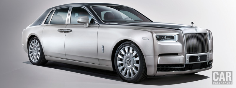 Cars wallpapers Rolls-Royce Phantom - 2017 - Car wallpapers