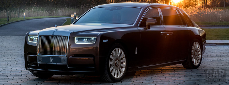 Cars wallpapers Rolls-Royce Phantom EWB Privacy Suite Shanghai Motor Show - 2019 - Car wallpapers
