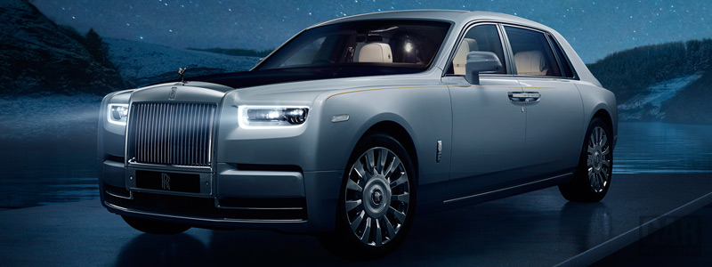 Cars wallpapers Rolls-Royce Phantom Tranquillity - 2019 - Car wallpapers