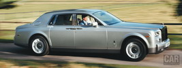 Rolls-Royce Phantom - 2002