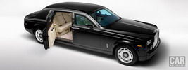 Rolls-Royce Phantom Armoured - 2007