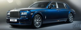 Rolls-Royce Phantom Limelight Collection - 2015