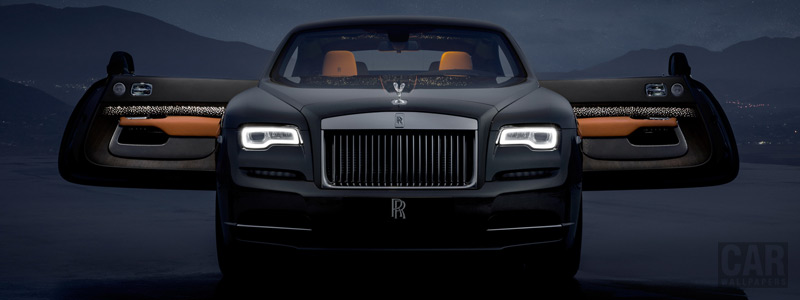 Cars wallpapers Rolls-Royce Wraith Luminary Collection - 2018 - Car wallpapers