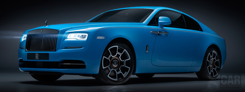 Cars wallpapers Rolls-Royce Wraith Black Badge - 2019 - Car wallpapers