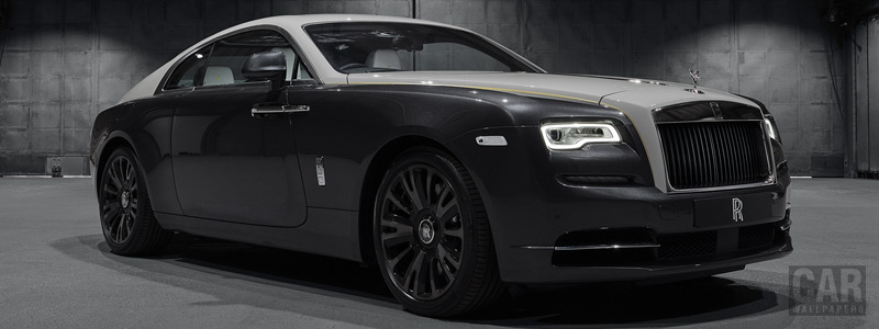 Cars wallpapers Rolls-Royce Wraith Eagle VIII - 2019 - Car wallpapers