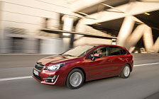 Cars wallpapers Subaru Impreza - 2016