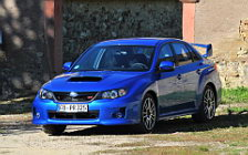 Cars wallpapers Subaru WRX STI - 2011