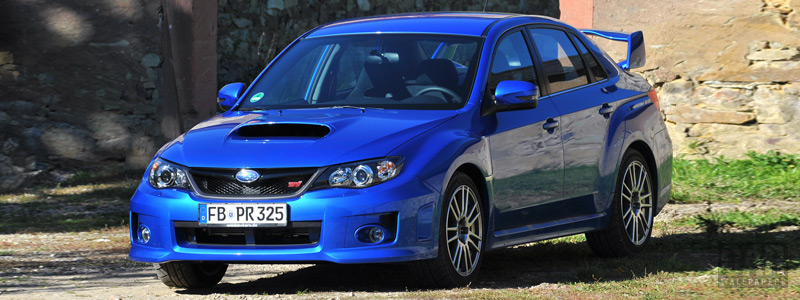 Cars wallpapers Subaru WRX STI - 2011 - Car wallpapers