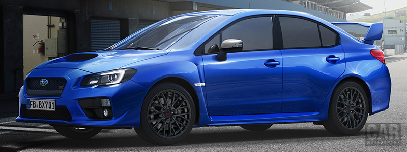 Cars wallpapers Subaru WRX STI - 2017 - Car wallpapers