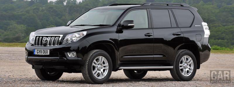 Cars wallpapers Toyota Land Cruiser 60th Anniversary UK-spec - 2011 - Car wallpapers