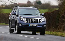 Cars wallpapers Toyota Land Cruiser UK-spec - 2014